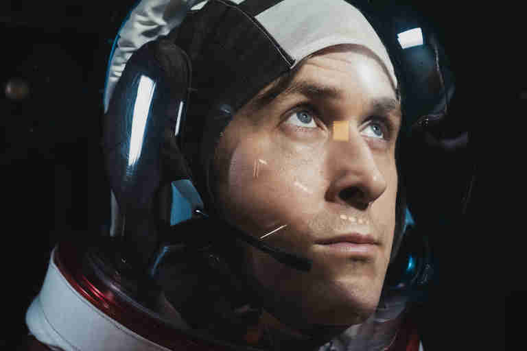 Ryan Gosling, First man, Neil armstrong