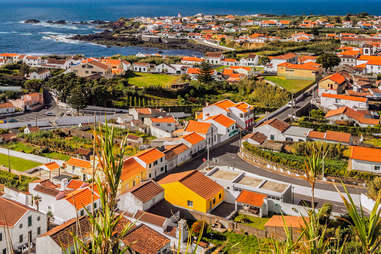 Mosteiros and Ilhéus dos Mosteiros on Sao Miguel, Azores