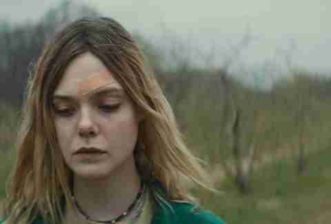 i think we're alone now elle fanning