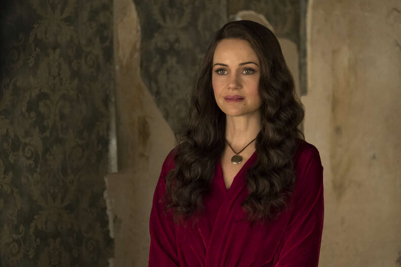 carla gugino, the haunting of hill house