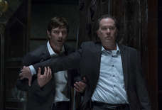 'The Haunting of Hill House' Star Michiel Huisman on Filming Netflix's Hit Horror Show