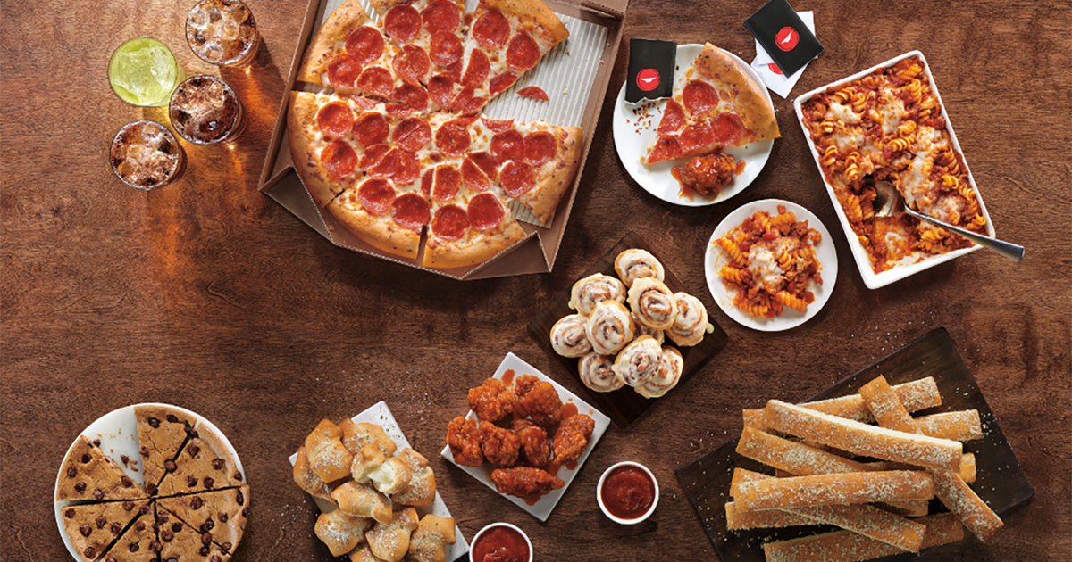 Pizza Hut Launches 5 Lineup Menu Every Item On The New Value Menu Thrillist