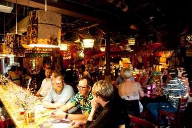 Porco Lounge & Tiki Room