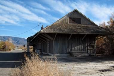 cabin california