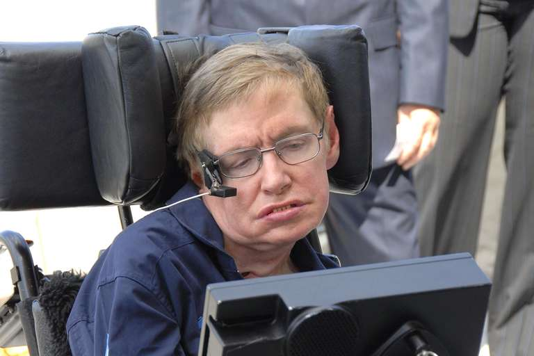 Stephen Hawking, killer A.I., genetic superhumans, NASA