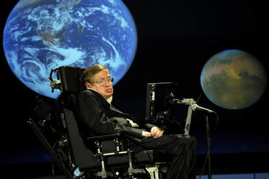 Stephen Hawking, Brief Answers to the Big Questions, A.I., NASA
