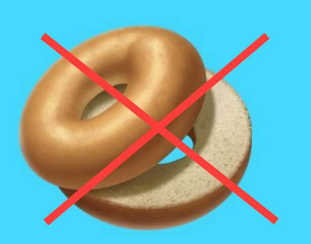 The Internet Forced Apple to Fix Its Horrible Bagel Emoji