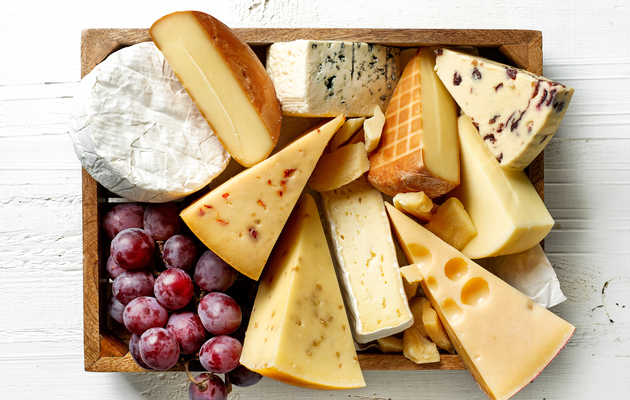 The Fridge Life of Basically Every Cheese Ever