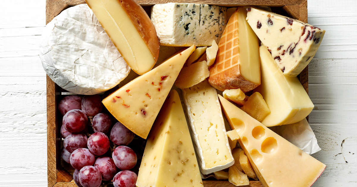 how long does cheese last in the fridge cheese expiration dates thrillist. Black Bedroom Furniture Sets. Home Design Ideas
