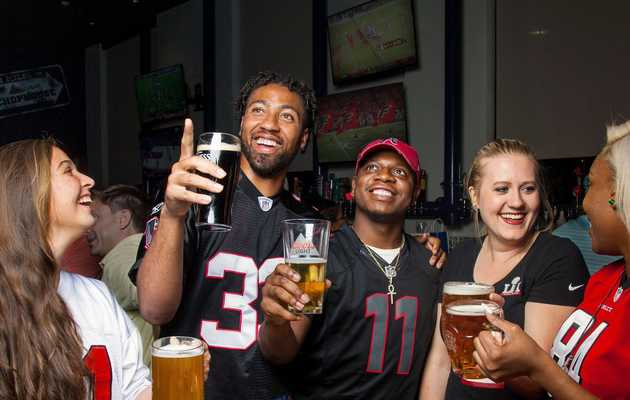 Atlanta's Best Sports Bars