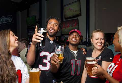 Atlanta Hook up bars