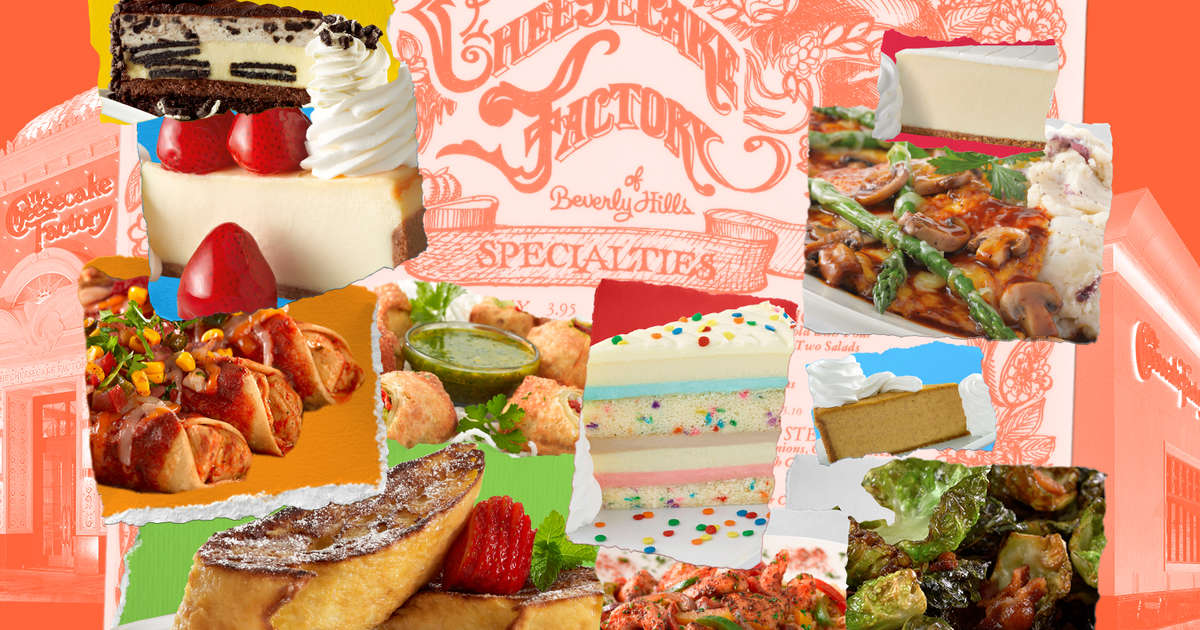 Cheesecake Factory Menu: Founder Explains Why the Menu Is So Large