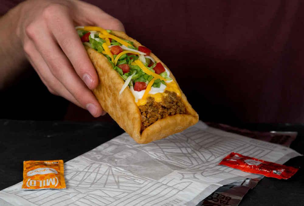 Taco Bell's Huge, Half-Pound Meat Boat Is Back