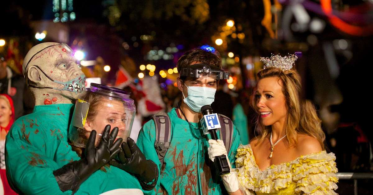 Everything You Need to Know About the Village Halloween Parade