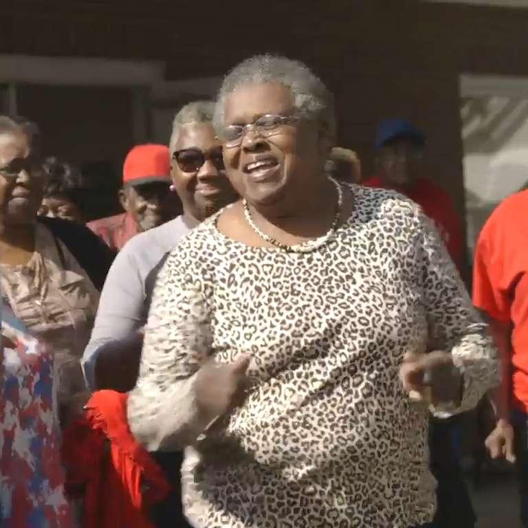 Senior Citizen Apartments: Bus Full Of Black Senior Citizens Trying To Vote Stopped