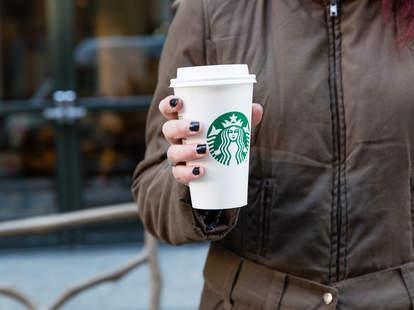 Starbucks Happy Hour October 2018