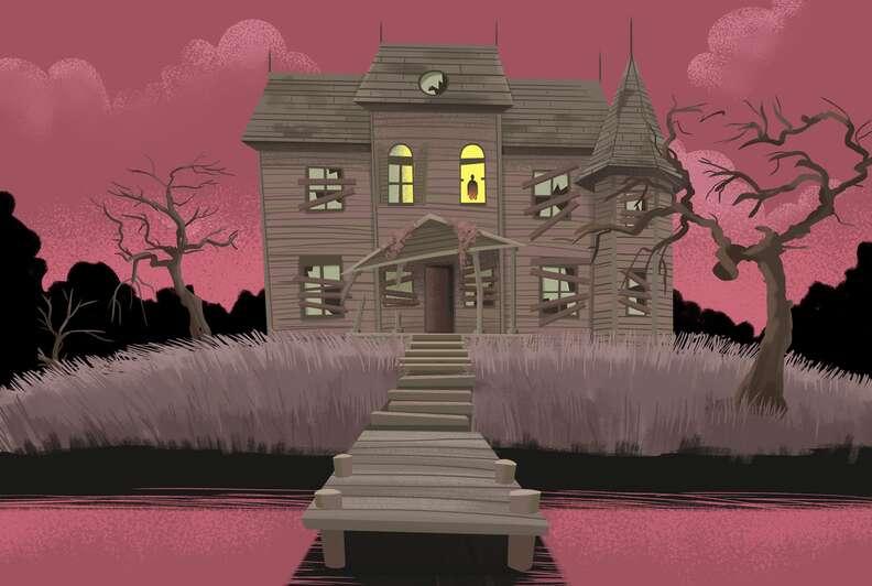 haunted places massachusetts
