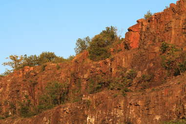 Snake Hill mountain