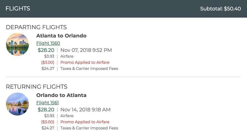 cheap flights U.S.