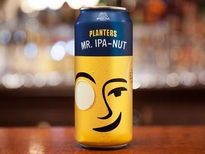 Mr. Peanut Beer