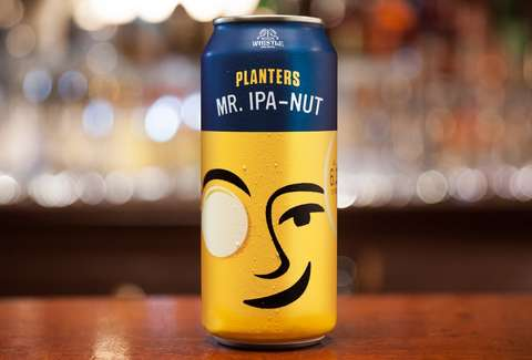 Mr. Peanut Beer