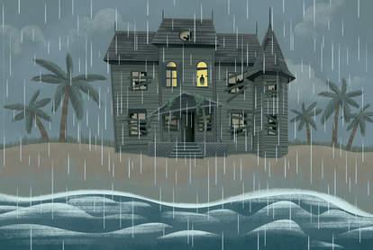 Florida Haunted House