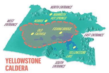 "The Yellowstone ""Supervolcano"""
