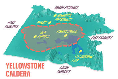 "The Yellowstone ""Supervolcano"""