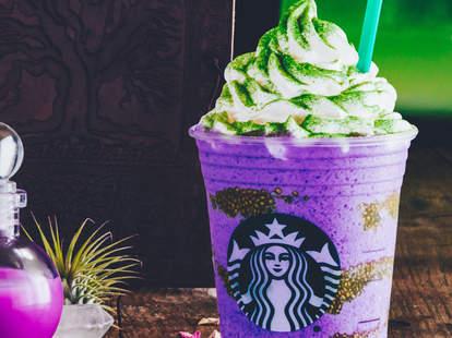 starbucks halloween frappuccino
