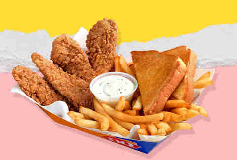 DQ chicken tenders