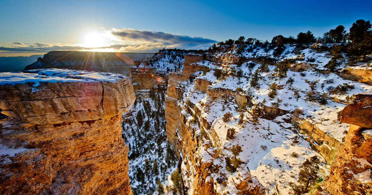 The Wildest Ways to Tour the Grand Canyon From Vegas