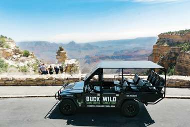 buck wild tours