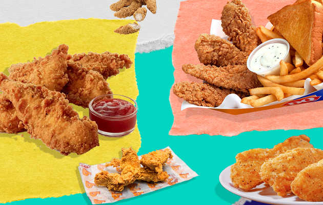 14 Fast-Food Chicken Tenders, Ranked