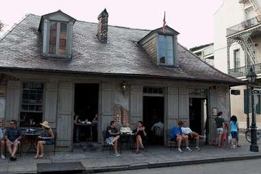 Lafitte's Blacksmith Shop Bar