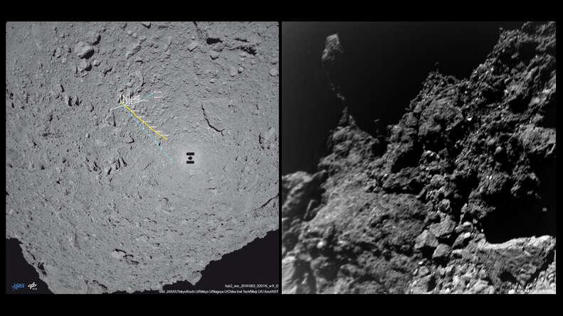 Hayabusa2, Ryugu, MASCOT, asteroid