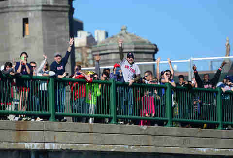boston red sox victory parade