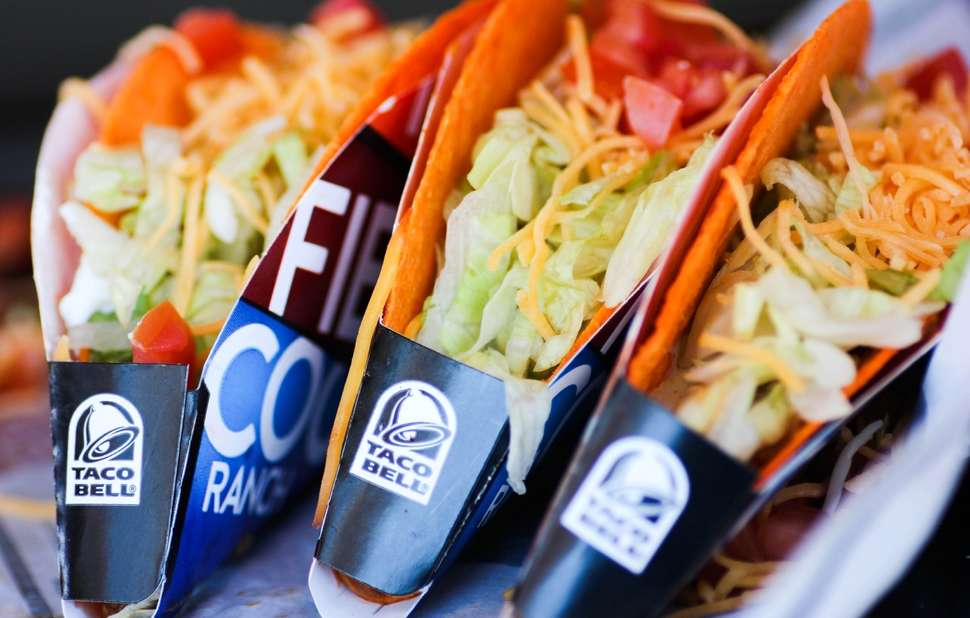 free taco bell 2018