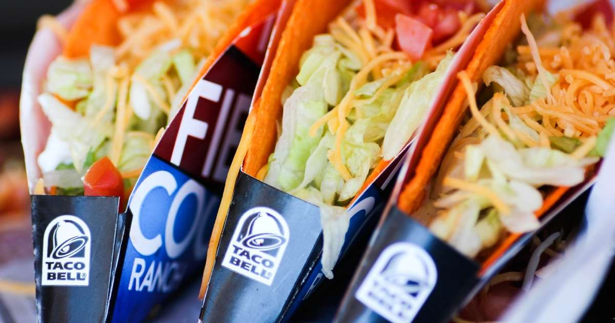 Everyone Gets Free Taco Bell on Tuesday