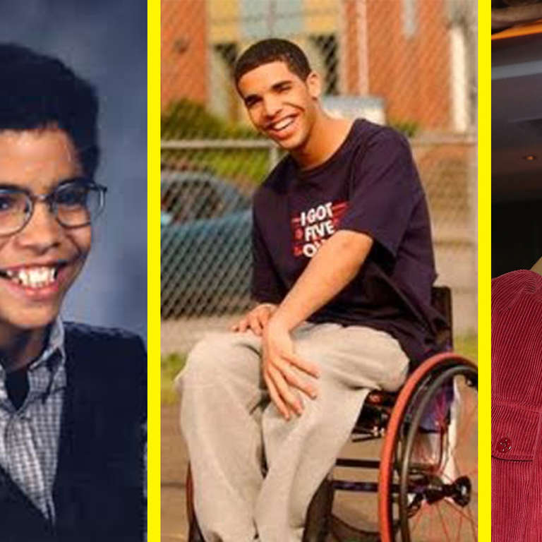 a48b562c5cb3 The Evolution of Drake - NowThis