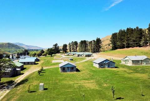 Lake Waitaki Village
