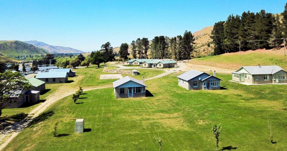 Entire New Zealand Village Is For Sale For Only 1 8