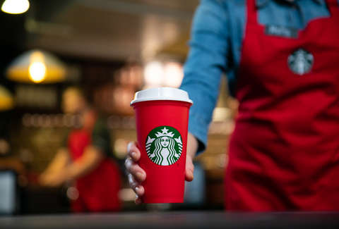 Score You Discounts Starbucks Cups 2018New Holiday Reusable E9WHID2Y