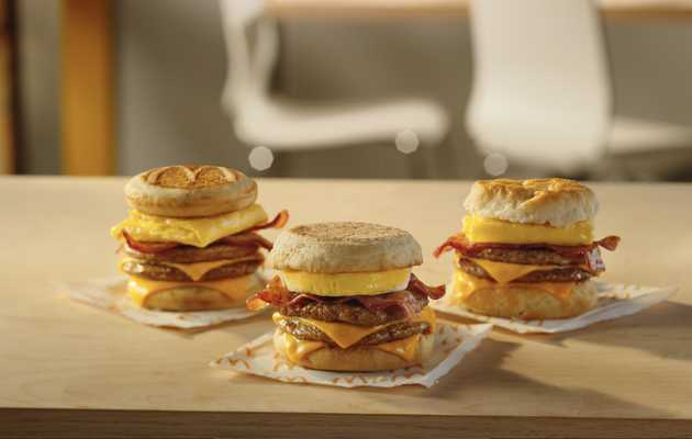 McDonald's Has 3 Huge New Breakfast Sandwiches. We Ate Them All.