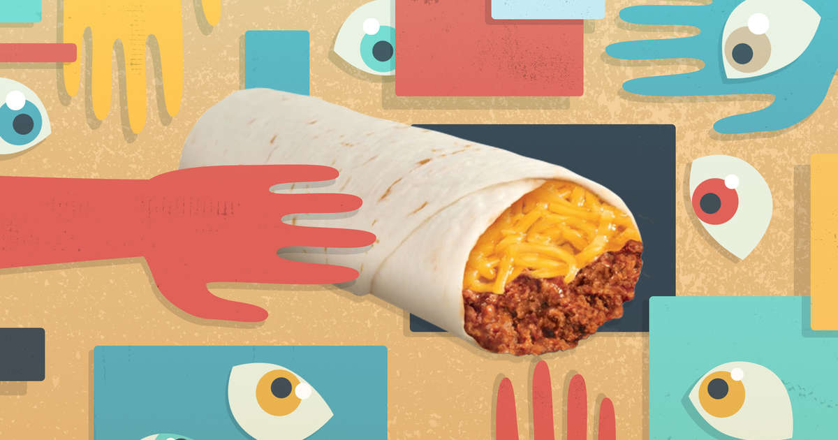 This Taco Bell Burrito Is Fast Food's Best-Kept Secret
