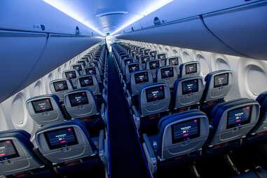 new delta flight