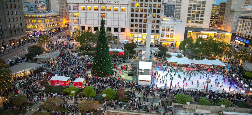 christmas tree macys - Bay Area Christmas Events