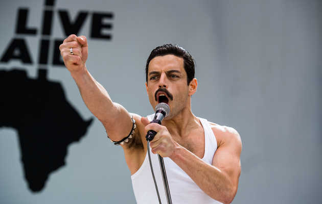 Rami Malek Is Basically Just Lip-Syncing to Queen in 'Bohemian Rhapsody'