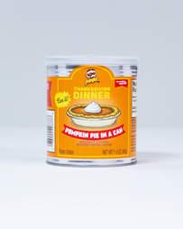 Pringles Pumpkin Pie