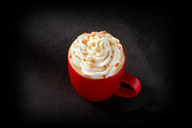 Starbucks Caramel Brulee Lattee