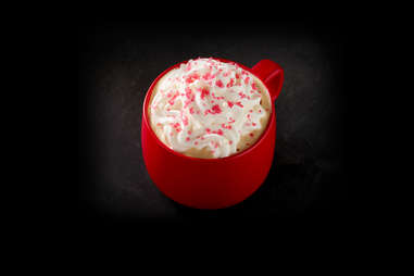 Starbucks Toasted White Chocolate Mocha